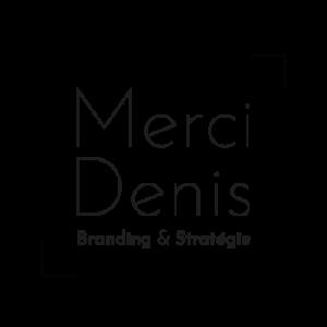 Logo Merci Denis